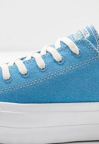 Converse - CHUCK TAYLOR ALL STAR LIFT RENEW  - Sneakersy niskie - coast/white - 2