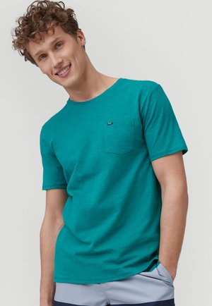 JACK'S  - T-shirt basic - ivy