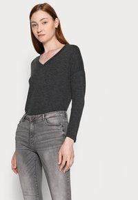 Anna Field Tall - Pullover - mottled grey - 3