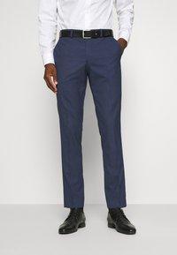 Selected Homme - SLHSLIM MAZELOGAN  - Costume - dark blue - 4