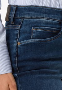 BRAX - STYLE MARY - Slim fit jeans - used dark blue - 3