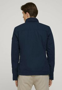 TOM TAILOR - BIKER - Light jacket - sky captain blue - 2