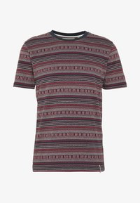 Anerkjendt - AKROD - T-shirt imprimé - sapphire - 3