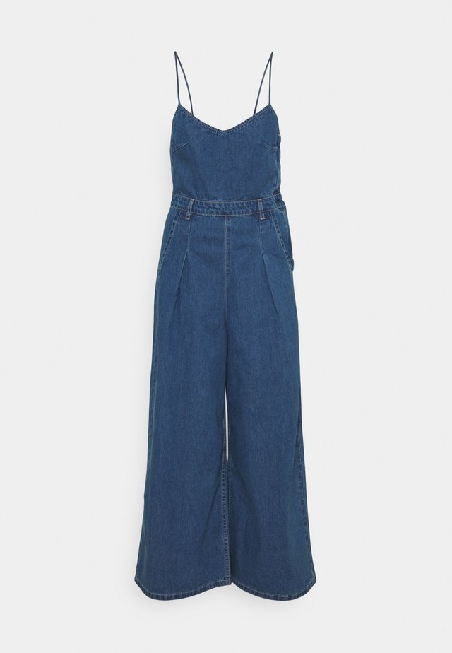 LADIES - Tuta jumpsuit - denim