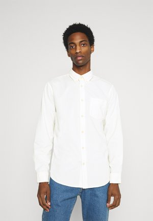 SLHSLIMOSCAR - Shirt - egret