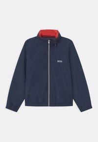 BOSS Kidswear - Lehká bunda - navy - 0