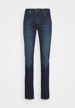 LUKE - Jeans slim fit - dark blue denim