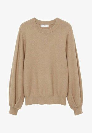 MILAN - Strickpullover - sable