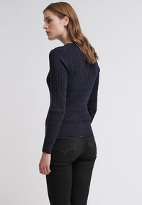 GANT - CABLE CREW - Pullover - evening blue - 2