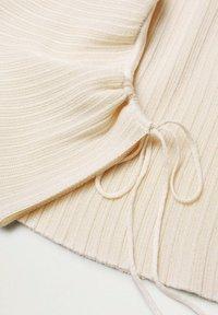 Mango - Jumper - ivory white - 7