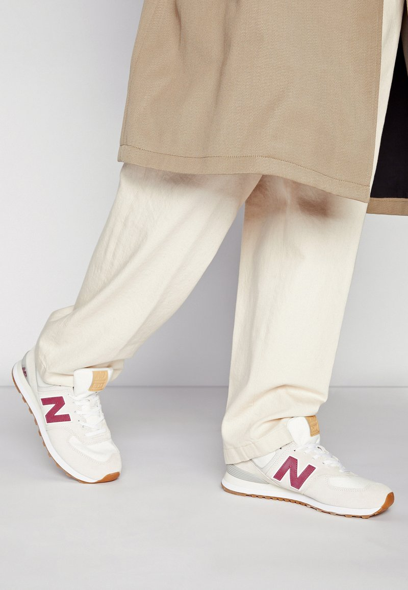 New Balance - Sneakers - beige