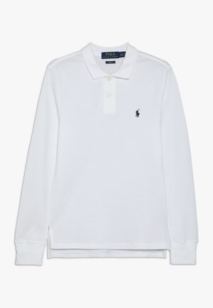 SLIM - Polo - white