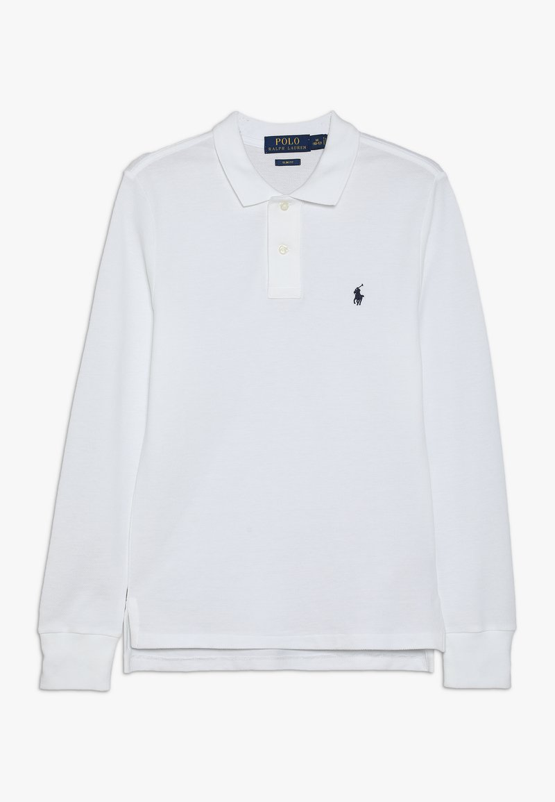 Polo Ralph Lauren - SLIM - Polo shirt - white