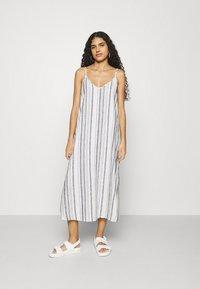 Zign - Day dress - blue/white - 0