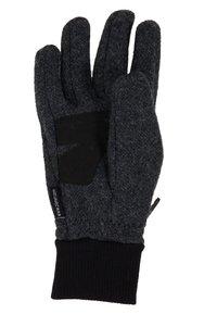 Ziener - ILDO GLOVE MULTISPORT - Gloves - dark melange - 3