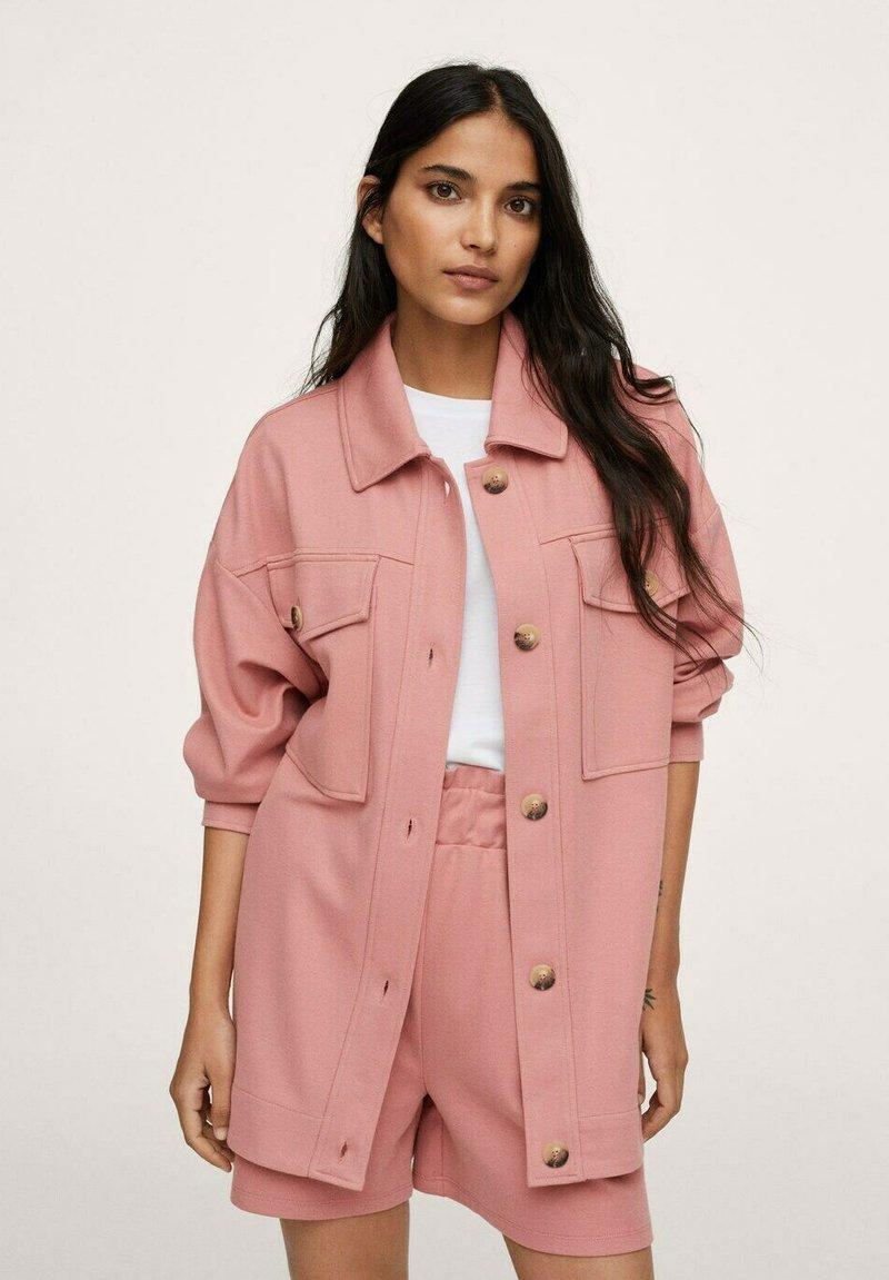 Mango - Summer jacket - rose