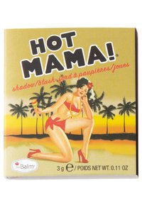 the Balm - HOT MAMA TRAVEL SIZE - Blusher - peachy pink - 1