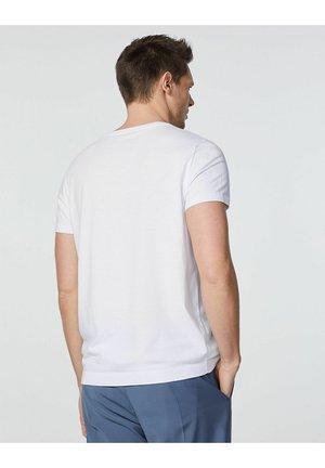 Basic T-shirt - blanc