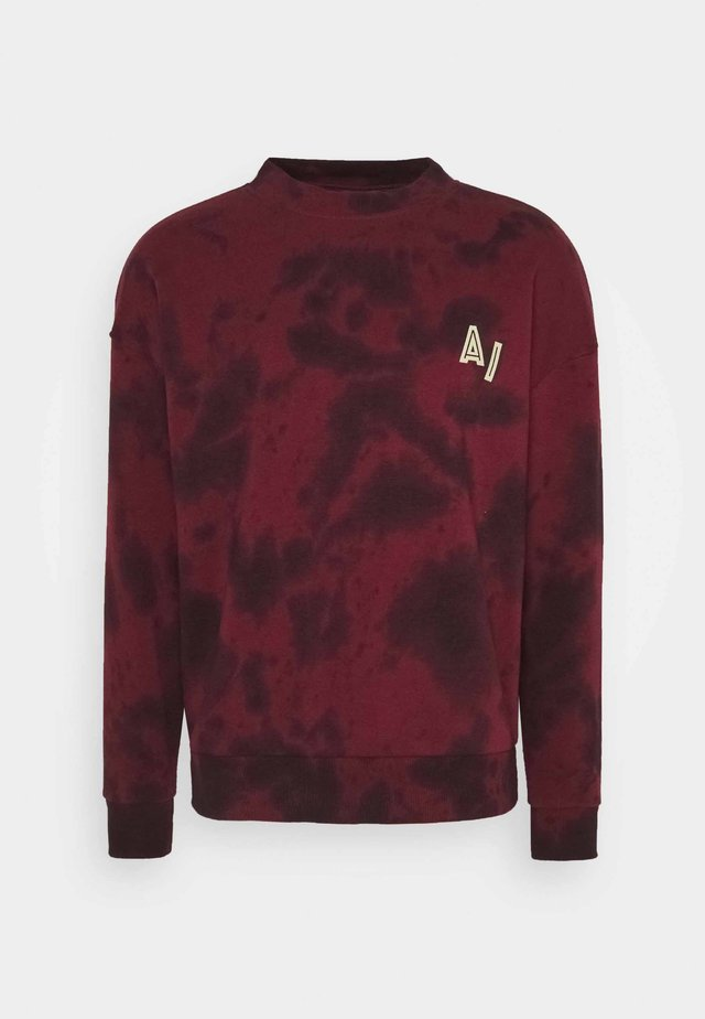 LEX - Sweater - burgundy