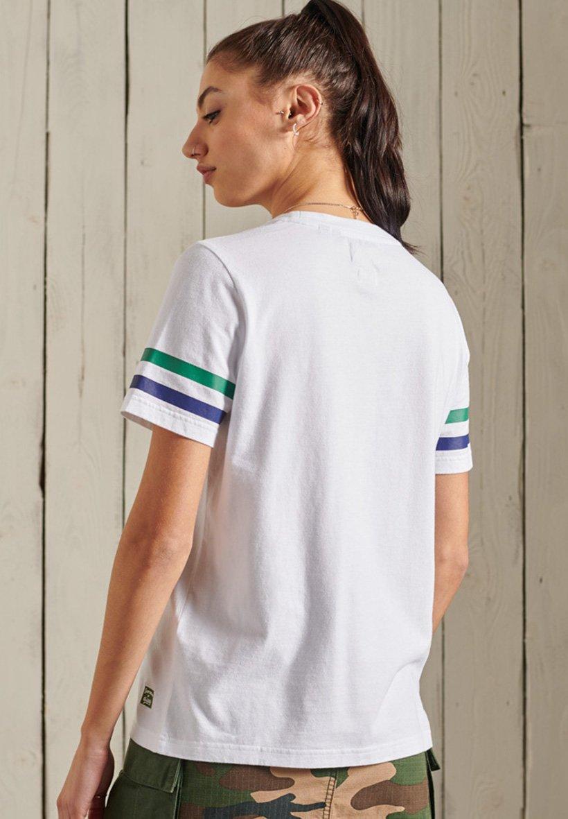 Women BONDED VARSITY  - Print T-shirt