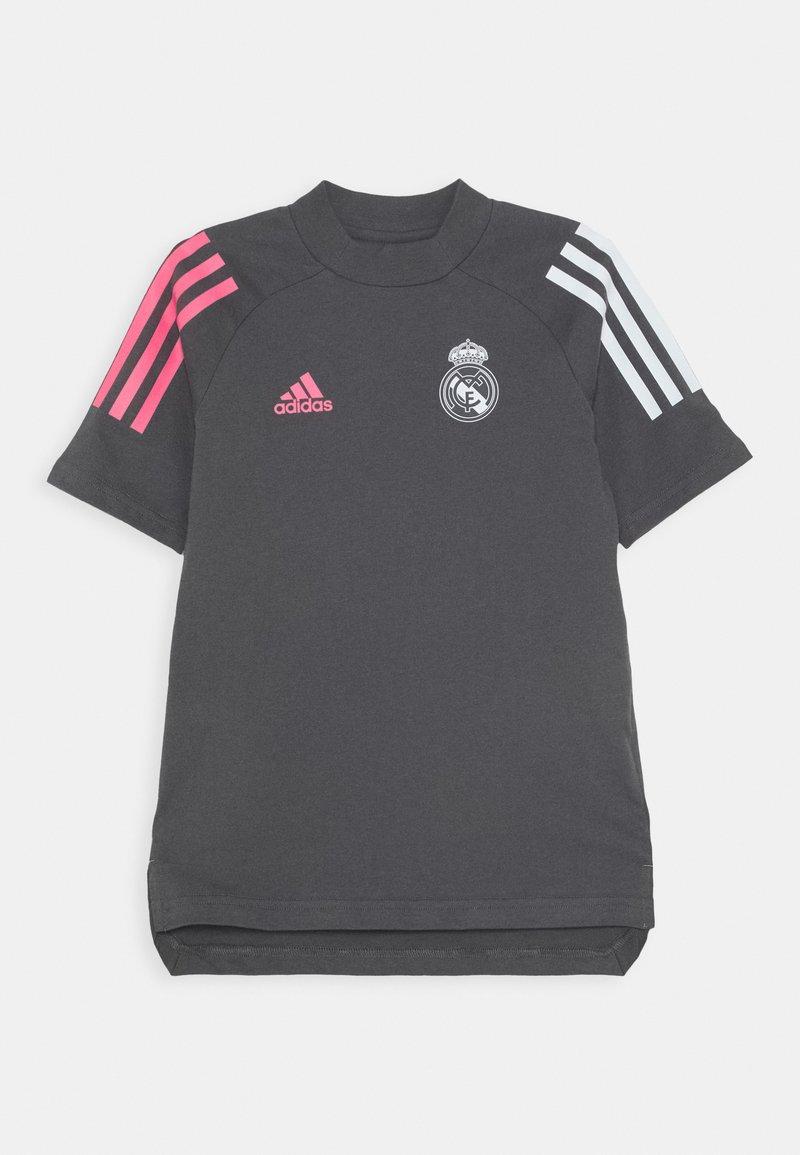 adidas Performance - REAL MADRID FOOTBALL SHORT SLEEVE - Klubové oblečení - grefiv