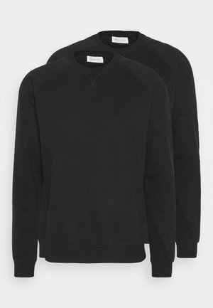 2 PACK - Sweater - black