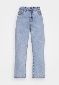 Object - OBJMARINA - Relaxed fit jeans - light blue denim - 4