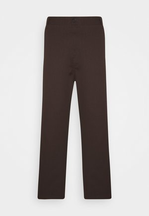 MENSON PANT GRIFFIN - Chino - tobacco rinsed