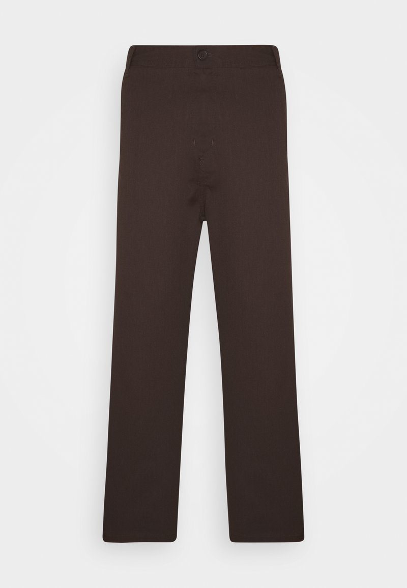 Carhartt WIP - MENSON PANT GRIFFIN - Chinos - tobacco rinsed