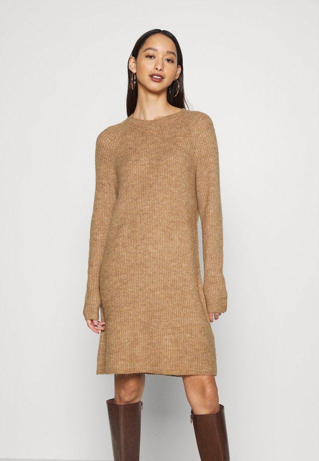 ONYSALLIE DRESS - Jumper dress - tan