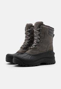 CMP - KINOS WP - Winter boots - graffite/nero - 1