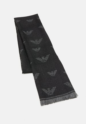 SCIARPA SCARF UNISEX - Halsduk - black