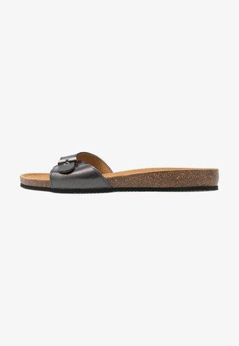 BAHAMAIS - Slippers - noir