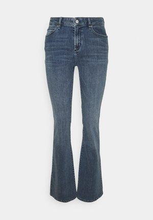 TARA COOL INDIGO - Jeans a zampa - denim blue