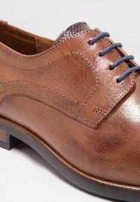 Lloyd - DON - Smart lace-ups - stone - 5