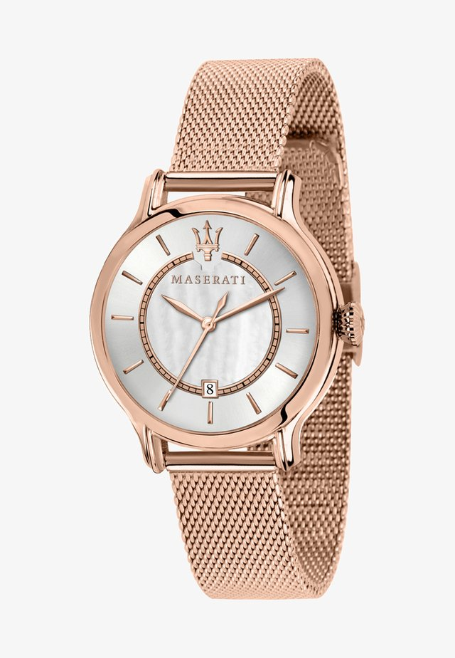EPOCA - Watch - rose gold-coloured