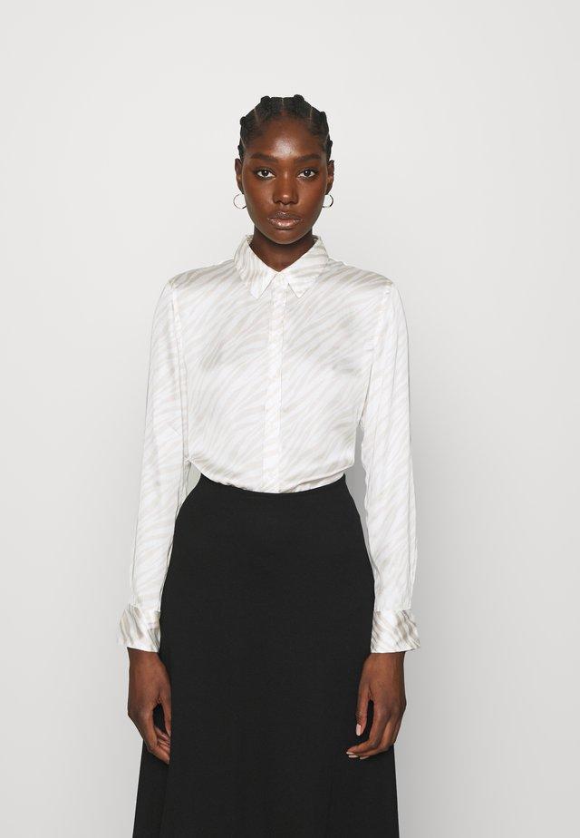 DILLON SOFT - Camicia - beige