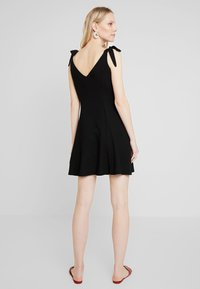 NAF NAF - LINA - Robe chemise - noir - 2
