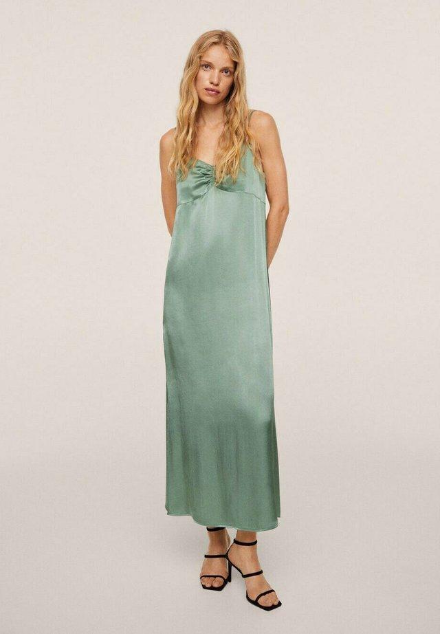 Vestido informal - green