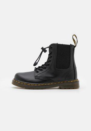 1460 HARPER UNISEX - Lace-up ankle boots - black