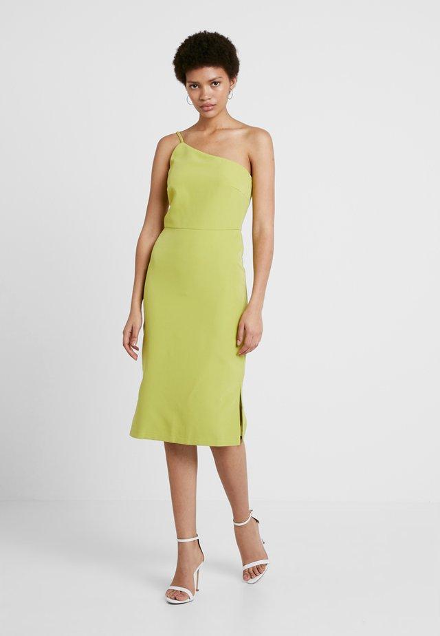GLYNN DRESS - Etuikleid - lime