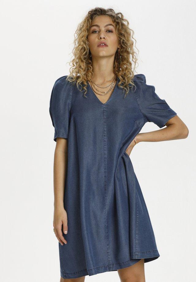 DHLOUISA  - Vestito estivo - dark blue wash