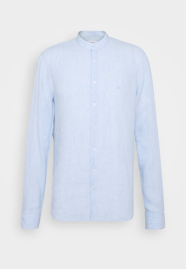 SLIM - Shirt - blue