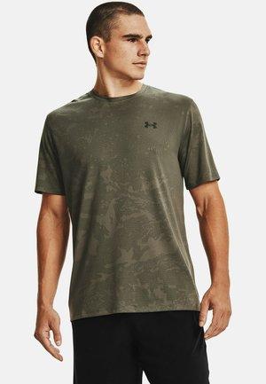 CAMO - Print T-shirt - victory green