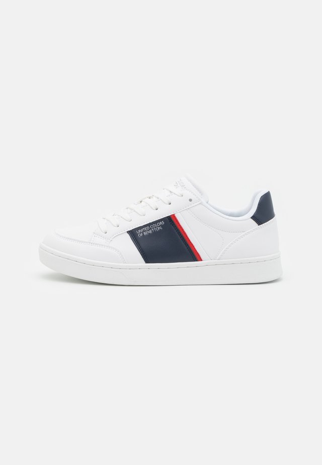STEP - Sneakers basse - white/deep