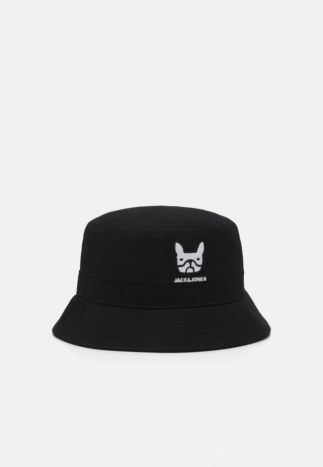 JACPLAIN DOG BUCKET HAT - Klobouk - black