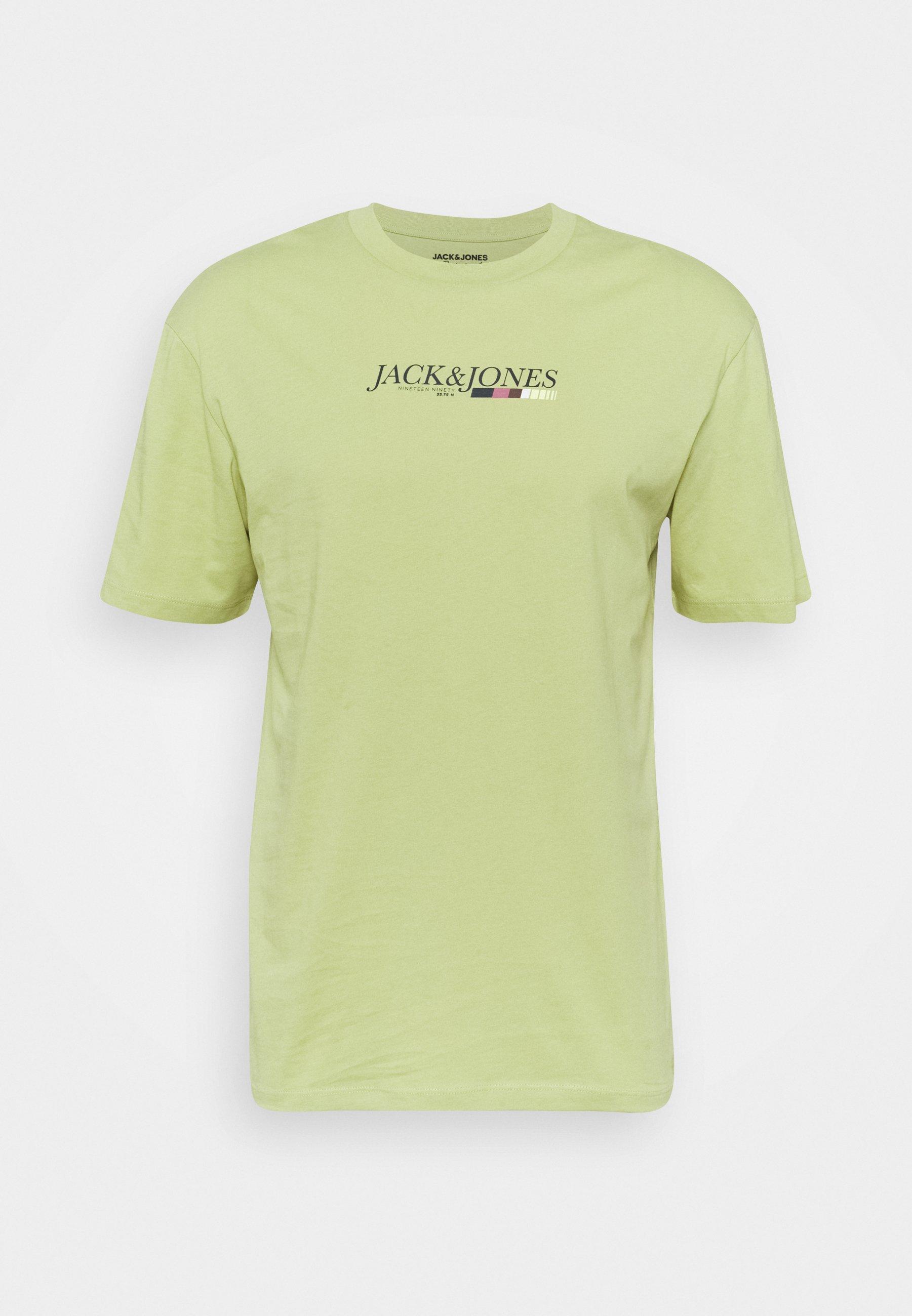 Herren JORCLAY TEE CREW NECK - T-Shirt print