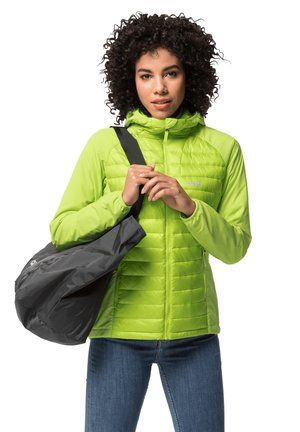 HYBRID - Outdoor jacket - flashing green