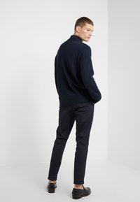 Editions MR - LOUIS TURTLENECK  - Jersey de punto - navy - 2