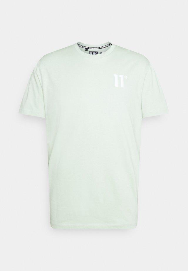 CORE  - T-shirt basique - fog green